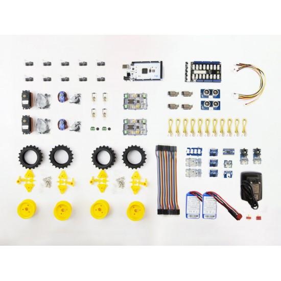 RoboCupJunior Rescue League Electronic and Motorisation Pack