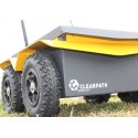 Jackal unmanned ground vehicle