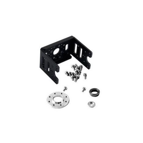 Dynamixel mounting plates, horns and bearing
